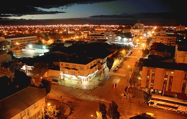 Río Gallegos de Argentina