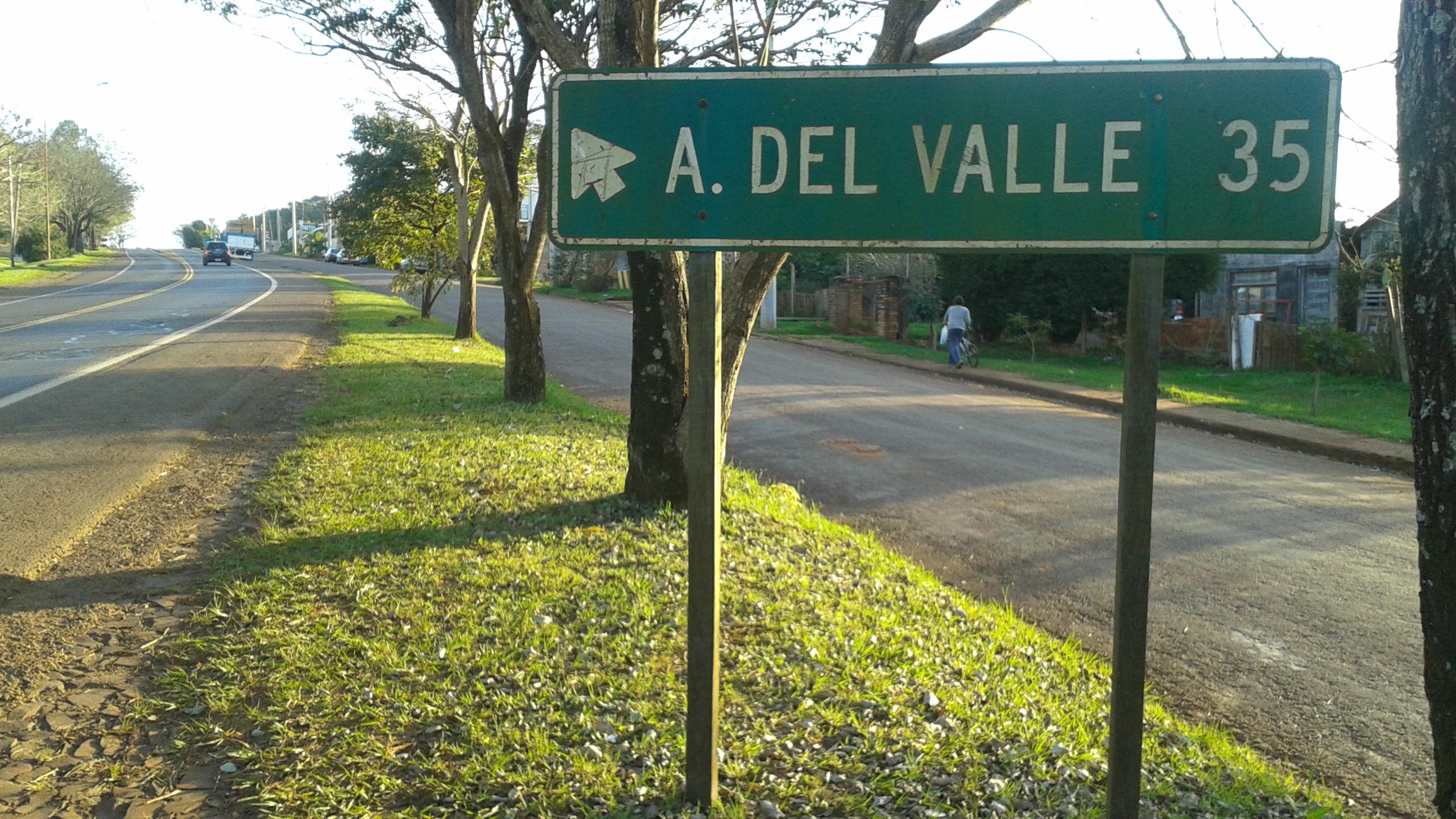 Aristóbulo del Valle Misione