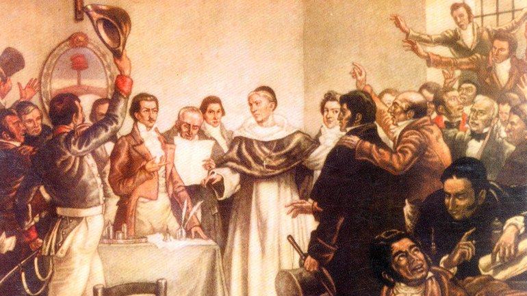 Congreso de Tucuman Sacerdotes