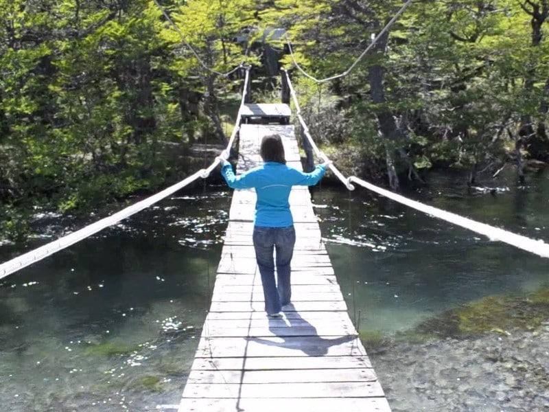 El Chalten Argentina puentes