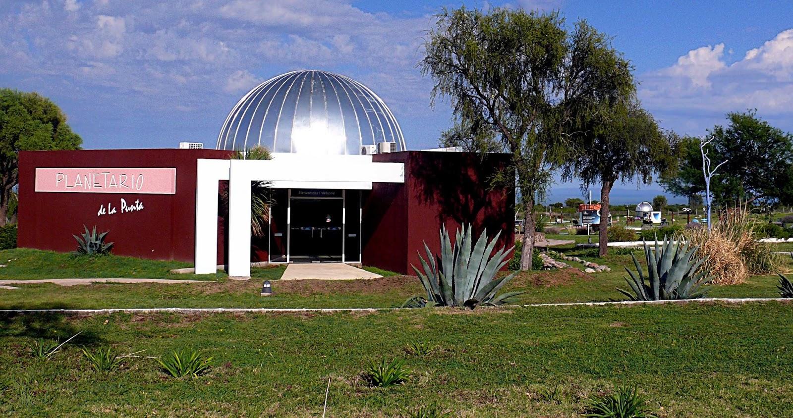 La Punta San Luis Planetarios