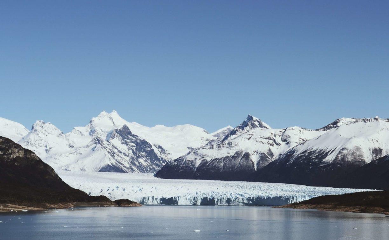 Parque Nacional Los Glaciares frios