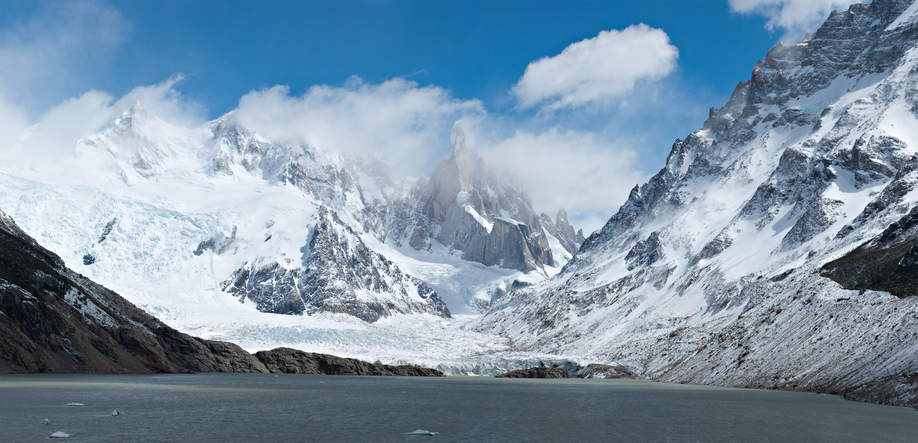 Parque Nacional Los Glaciares paisajes