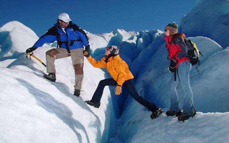 Parque Nacional Los Glaciares paseos